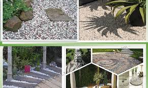 White Marble Rocks For Landscaping by Landscape White Pebble Rock Driveway White Marble Gravel White Pea