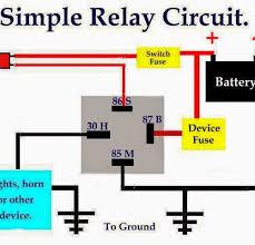 adorable relay basics also bosch relay wiring diagram for horn