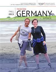 modern germany update fall 2015 by transatlantic outreach