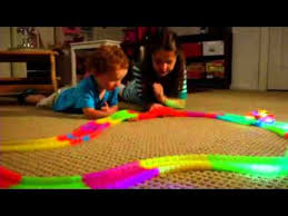 light up car track as seen on tv mindscope twister tracks 255 as seen on tv youtube