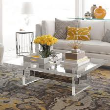 clear acrylic coffee table lucite coffee table also tree trunk coffee table also narrow coffee