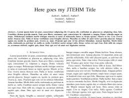 publications where is the latex template for ieee journal of