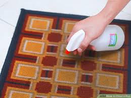 How To Turn A Carpet Into A Rug How To Clean A Rug 9 Steps With Pictures Wikihow