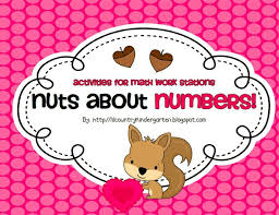 nuts about numbers valentine u0027s day math centers with free