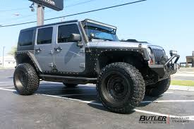 rhino jeep jeep wrangler with 20in black rhino armory wheels exclusively from