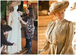 downton abbey hits the road in u201cthe colonies u201d threading through time