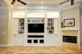 White Fireplace Entertainment Center by White Living Room Entertainment Center Majestic Custom Woodworks