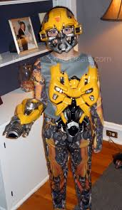 Bumblebee Transformer Halloween Costume Kids Character Costumes Buycostumes Review U2022 Food Family