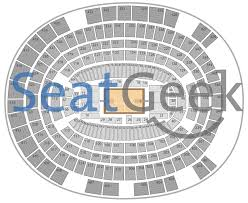 garden seating chart madison square garden seating chart