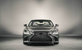 lexus ls hybrid 2018 price 2018 lexus ls500 pictures photo gallery car and driver