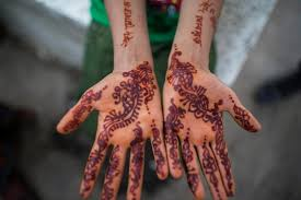 what is black henna are henna tattoos safe how do you remove