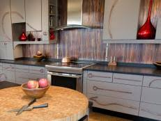 Kitchen Tin Backsplash Copper Backsplash Ideas Pictures Tips From Hgtv Hgtv