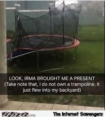 Funny Thanks Meme - thanks for the troline irma funny hurricane meme pmslweb