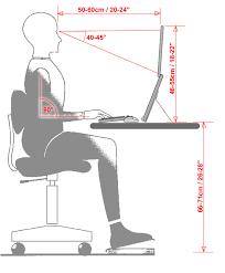 postura corretta scrivania ergonomia sul lavoro consigli utili
