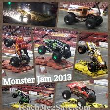 monster jam truck monster jam crushed it once again funtastic life