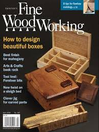 Canadian Woodworking Magazine Pdf by 40608494 Fine Woodworking 197 2008 04 Pdf Tools Industrial