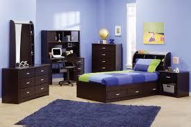 Twin Size Black Bedroom Set Bedroom Black Shag Area Rug Dresser Mirror Drawer Twin Size