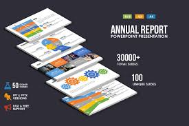annual report ppt template annualreport powerpoint presentation presentation templates annualreport powerpoint presentation presentation templates creative market
