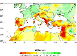Syria On A Map by Global Warming Helped Trigger Syria U0027s Civil War