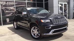 jeep cherokee sunroof 2015 jeep grand cherokee summit navigation sunroof leather