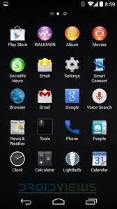 backup and restore apk xperia install xperia z2 walkman album launcher and other apps