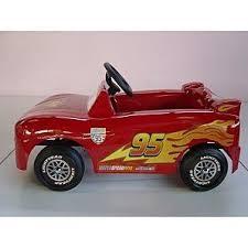 lighting mcqueen pedal car baby lightning mcqueen pedal car 22 50 asda instore now 20