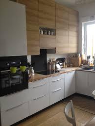meuble cuisine leroy merlin blanc comment j ai relooké ma cuisine à moindre frais bois leroy