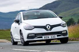 renault sports car the best small hatchbacks parkers