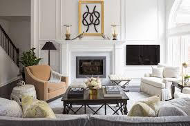 fauteuille chambre manteau cheminée 28 idées de décoration
