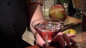 martini pomegranate how to make a huckleberry pomegranate martini youtube