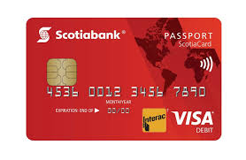 debit card a look at scotiabank s new rewards cards including the passport