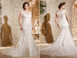 plus size wedding dress spotlight crystal beaded lace wedding