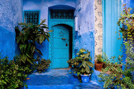 blue city morocco meknes to chefchaouen omegatour tourist transport agency in fez