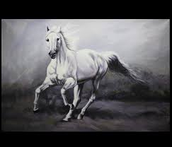 Feng Shui Painting Horses Painting Feng Shui Horse Painting Pinterest Paintings