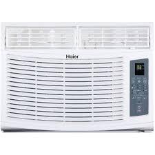 Small Bedroom Air Conditioner Haier Hwe12xcr L 12 000 Btus Air Conditioner White Walmart Com