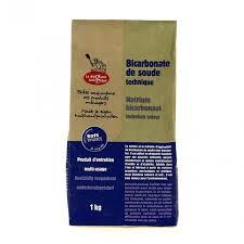 bicarbonate de soude cuisine bicarbonate de soude technique 1kg la droguerie écologique acheter