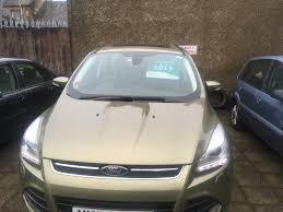 used ford kuga titanium x green cars for sale motors co uk