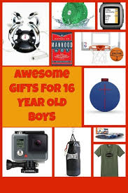 gift ideas for 16 year boys awesome gifts and gift