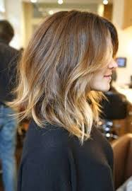 lobs thick hair lob hairstyle thick hair i really like this but i would want it