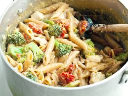 Ideas For Dinner For Kids Tangy One Pot Chicken And Veggie Pasta Dinner Healthy Ideas For Kids