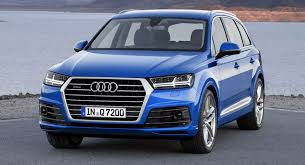 all audi q7 all 2016 audi q7 revealed drops 325kg or 717lbs looks like a