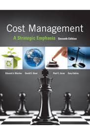 solution manual for cost management 7th edition by blocher for