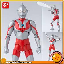 theme line android ultraman japan anime ultraman original bandai tamashii nations s h figuarts