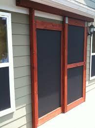 Screen Doors For Patio Doors Sliding Patio Doors With Screens Outdoor Goods