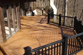 vinyl decking st louis decks screened porches pergolas by