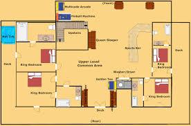 gatlinburg cabin mountaintop mansion 9 bedroom sleeps 32