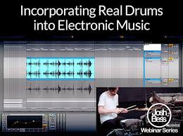 tutorial drum download download groove3 incorporating real drums into electronic music