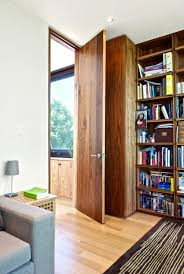 Dark Wood Bookshelves by Awesome Dark Wood Bookshelves Home Office Modern With Floor To