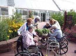 Botanical Gardens Volunteer by Horticultural Therapy Cheyenne Botanic Gardens