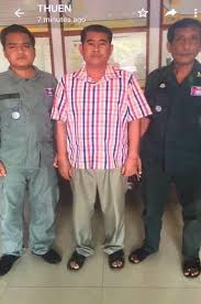 Seeking Where Is It Filmed Kratie Forestry Officer Moved Up After Filmed Seeking Bribes